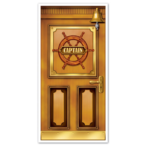 Captain's Cabin Door<br>VBS 2020