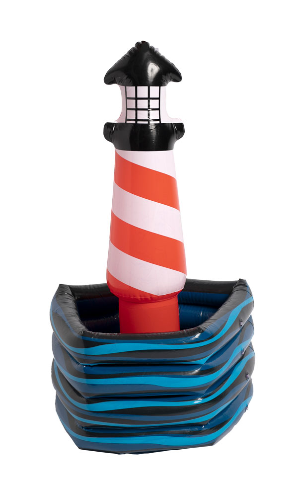 Inflatable Lighthouse Cooler<br>VBS 2020