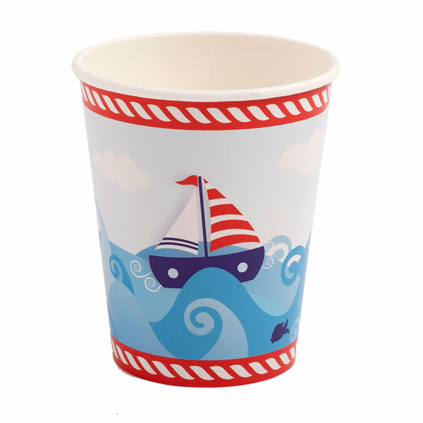 Thirsty Sailor Cups<br>VBS 2020