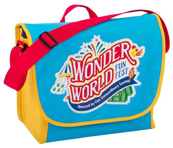 Wonder World Funfest <br>KJV VBS Intro Kit