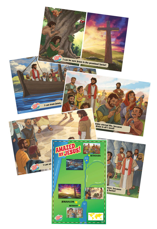 Lesson Visual Posters<br>VBS 2021