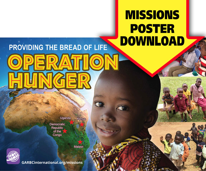 Classroom Missions Project Poster Download<br>VBS 2021