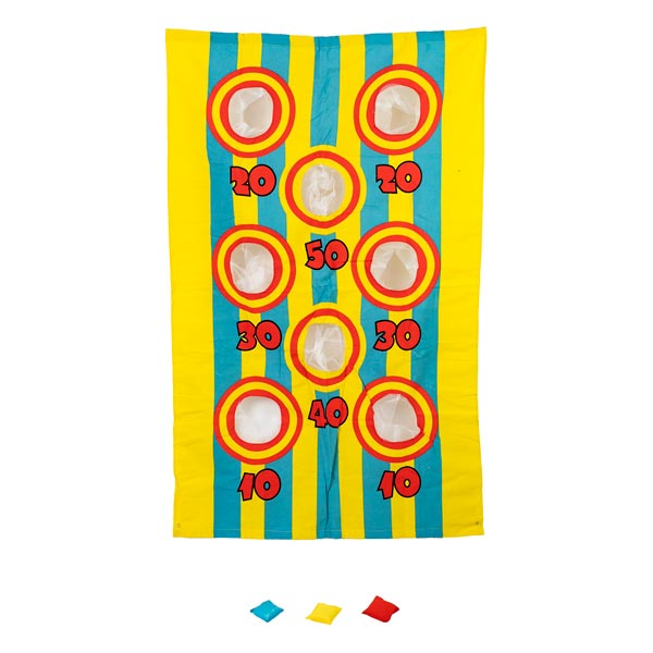 Jumbo Bean Bag Toss <br>VBS 2021