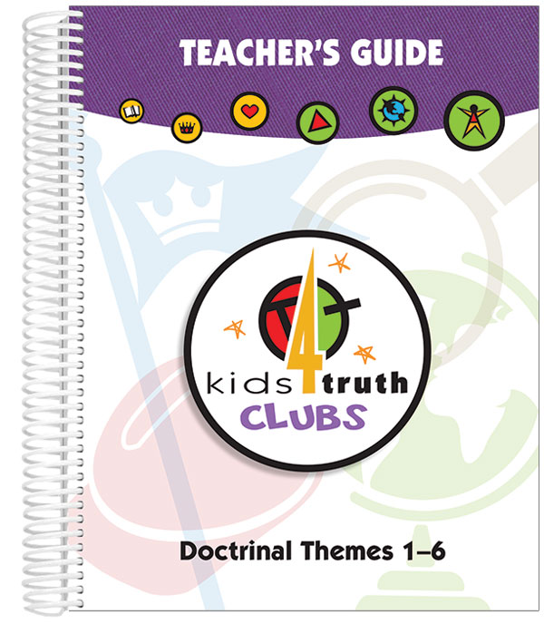 Teacher's Guide <br>Doctrinal Themes 1–6