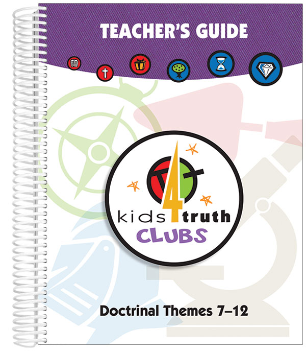 Teacher's Guide <br>Doctrinal Themes 7–12