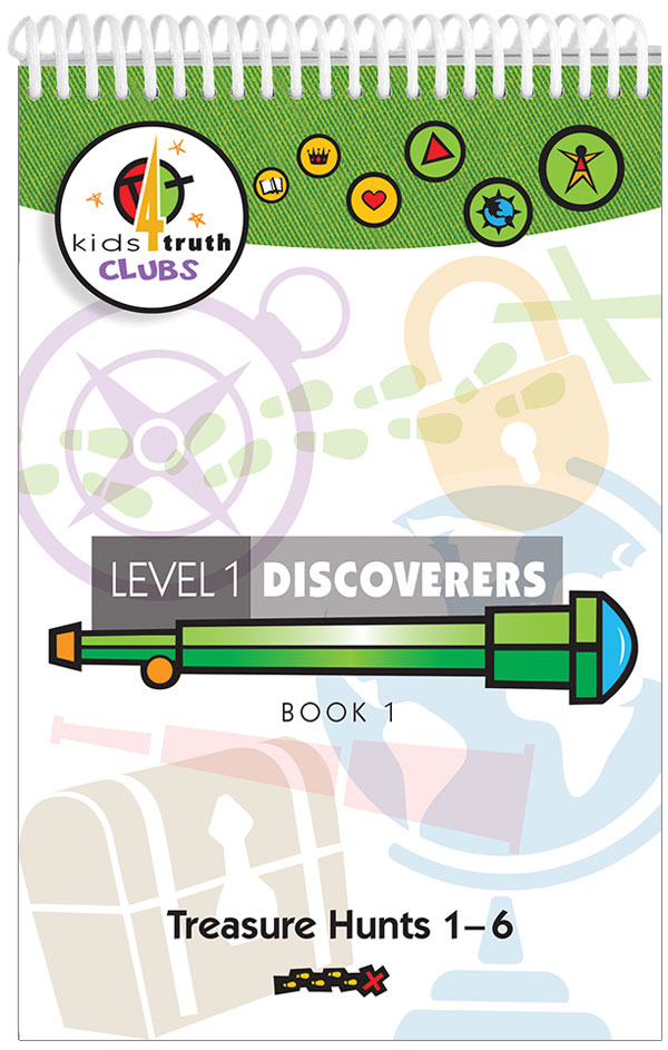 Discoverers TruthBook <br>Level 1 Book 1 – ESV