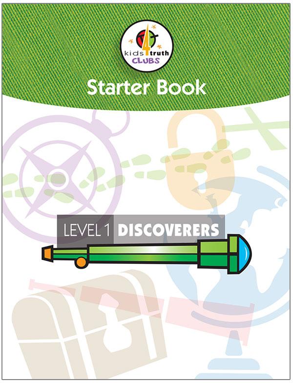 Discoverers Starter Books <br>Level 1 – KJV