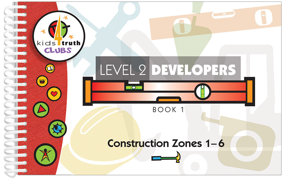 Developers TruthBook <br>Level 2 Book 1 – KJV