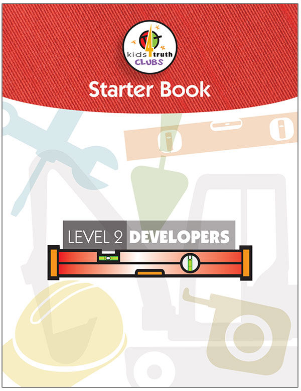 Developers Starter Books <br>Level 2 – KJV