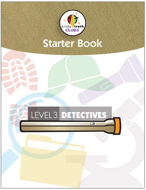 Detectives Starter Books <br>Level 3 – KJV