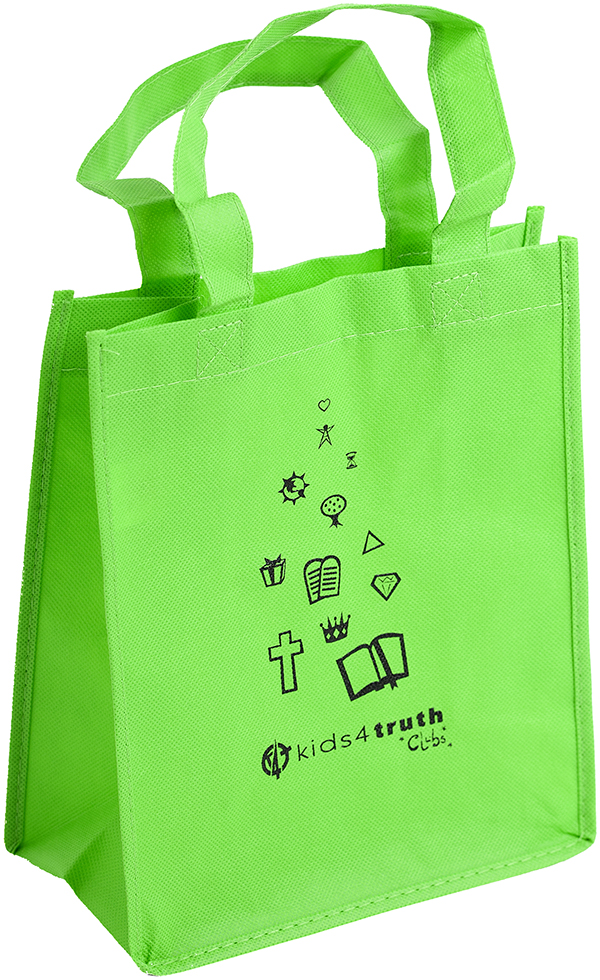 Discoverers Tote – Green