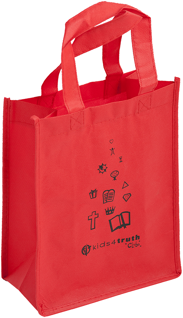 Developers Tote – Red