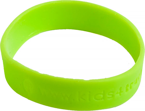 Silicone Bracelets – Green