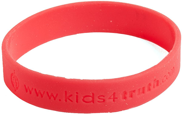 Silicone Bracelets – Red