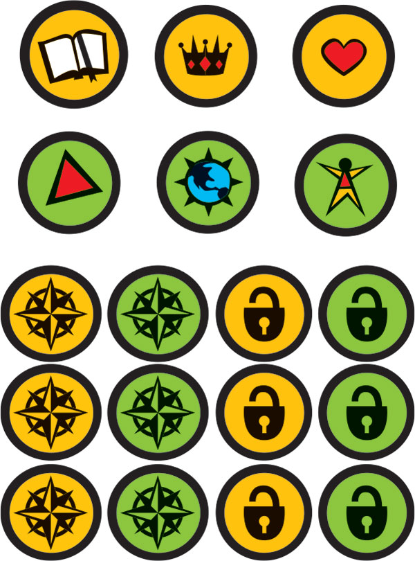 Discoverers Level 1 Book 1 Basic Patch Set