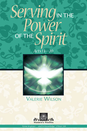 Serving in the Power of the Spirit