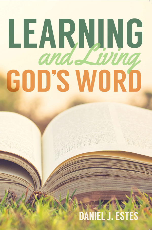 Learning and Living God's Word cover