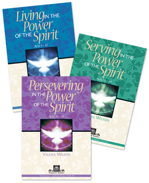 Power of the Spirit <br>(Acts) – 3 Study Set
