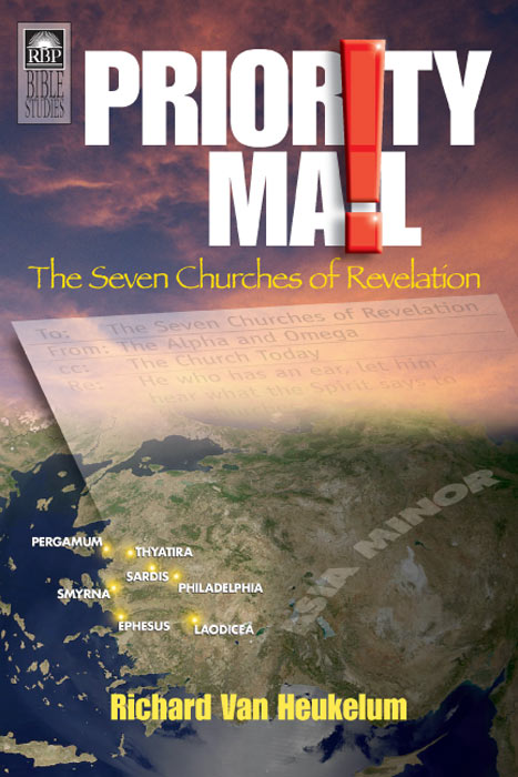 Priority Mail!: <br>The Seven Churches of Revelation