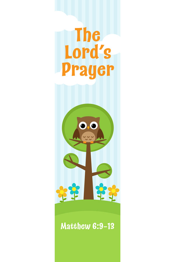 Bookmark - The Lord's Prayer/Kids