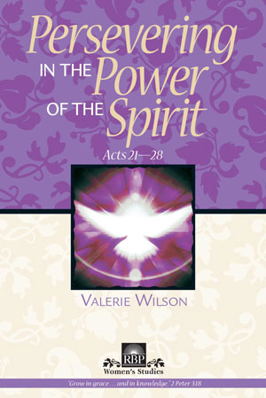 Persevering in the Power of the Spirit