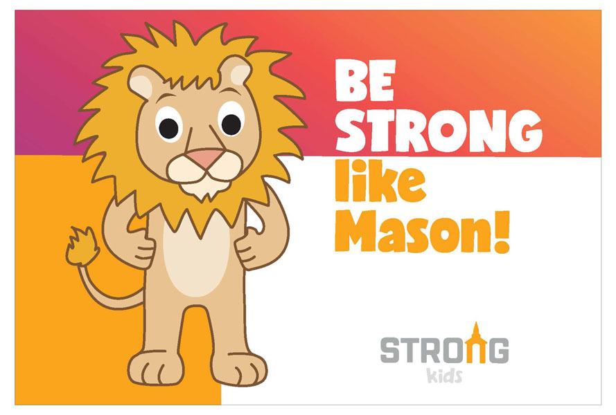 Strong Kids Welcome Postcards<br>Primary
