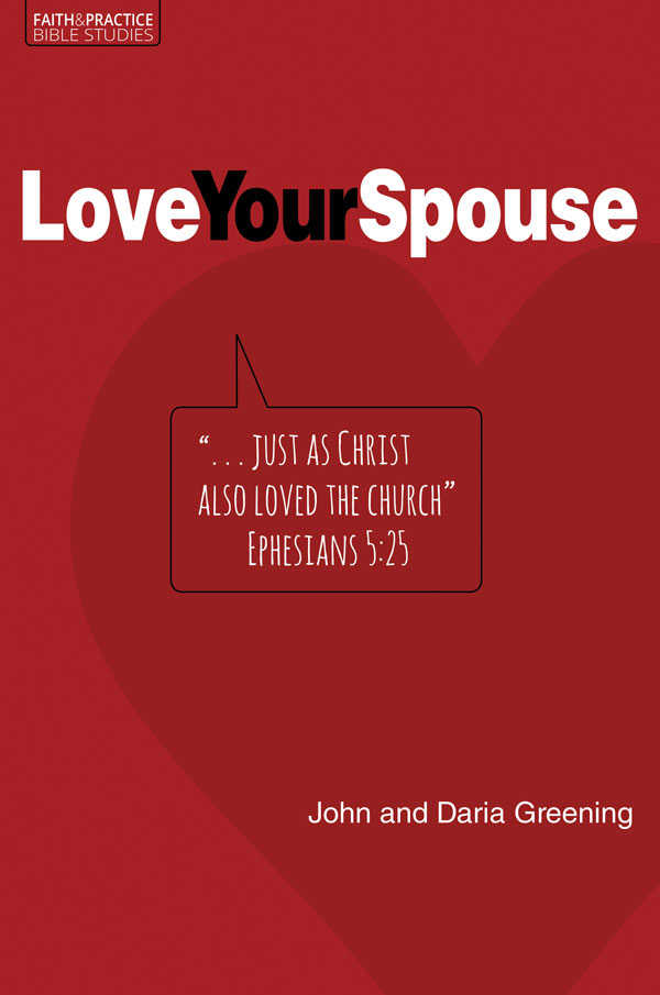 Love Your Spouse