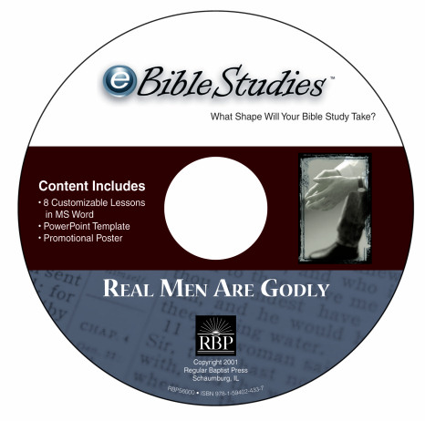 Real Men Are Godly <br>eBible Studies <br>Download