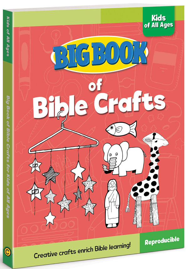 Big Book of Bible Crafts