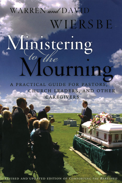 Ministering to the Mourning (NIV/NASB)