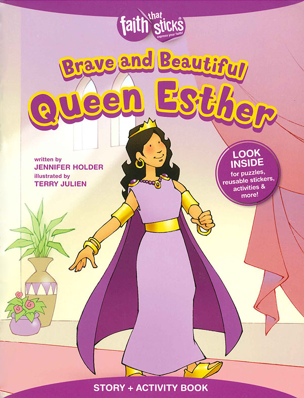 Brave and Beautiful Queen Esther