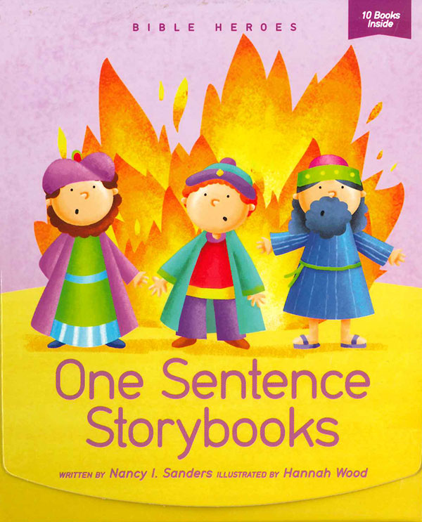 Bible Heroes <br>One Sentence Storybooks