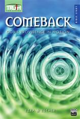 Comeback: God's Providence in Motion <br>Adult Bible Study Book