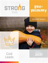 Pre-Primary Student Book <br>Fall 2019 – KJV