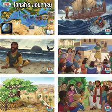 Lesson Visual Poster Set <br>VBS 2020
