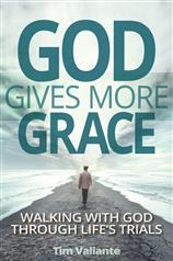 God Gives More Grace