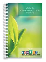 2019–20 GARBC Church Directory