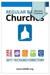 2017–18 GARBC Church Directory <br>Digital Edition