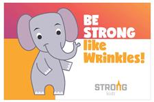 Strong Kids Welcome Postcards<br>2s & 3s