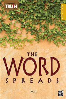 The Word Spreads <br>Adult Bible Study Book