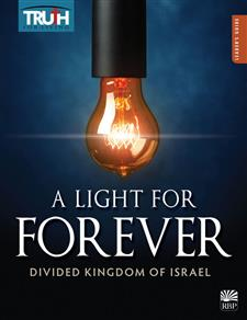 A Light for Forever: The Divided Kingdom of Israel <br>Adult Leader's Guide