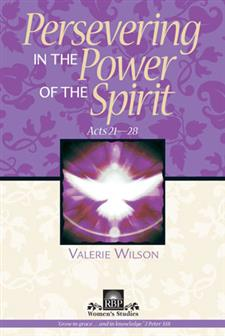 Persevering in the <br>Power of the Spirit